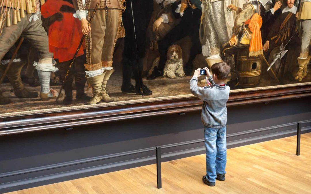 Warum ist große Kunst oft langweilig?